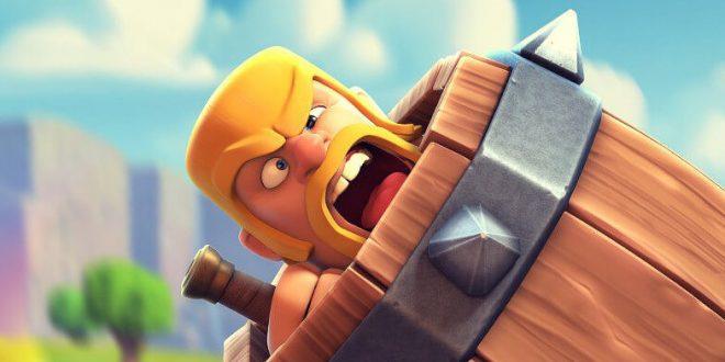 معرفی بشکه بربرین کلش رویال ( barbarian barrel )