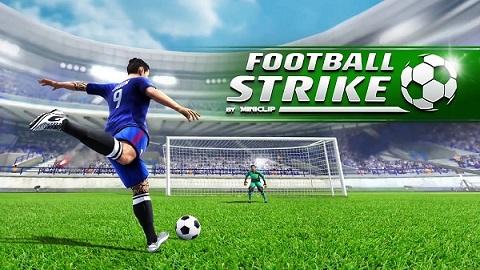 معرفی بازی موبایل Football Strike + لینک دانلود